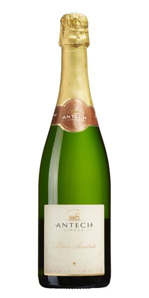 Methode Ancestrale är ett vitt, sött, mousserande vin från Limoux som är gott till desserter och som aperitif.