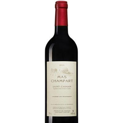 Ett välbalanserat, elegant och smakrikt rött vin från Saint-Chinian, södra Frankrike.